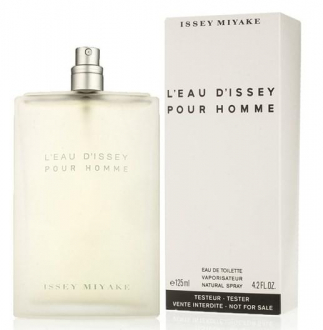 "Тестер Issey Miyake ""L'eau D'Issey Pour Homme"" 100ml"