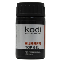Верхнее покрытие Kodi Rubber Top Gel каучуковое 14 мл