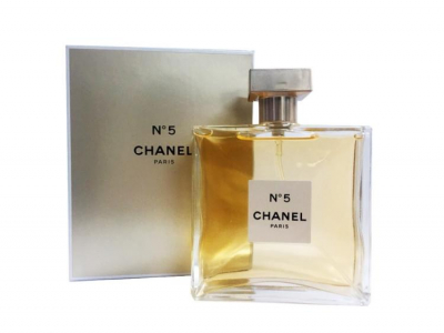 Chanel №5 for women 100ml (золотая)