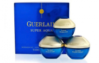 Набор кремов Guerlain super aqua (Day 50g/Night 50g/Eye) 20g