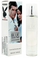 Духи с феромонами 55ml Antonio Banderas Blue Seduction For Men edt