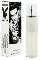 Духи с феромонами 55ml Carolina Herrera 212 Vip For Men edt