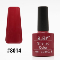 Гель-лак Bluesky Shellac Color 10ml #8014
