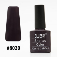 Гель-лак Bluesky Shellac Color 10ml #8020