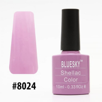 Гель-лак Bluesky Shellac Color 10ml #8024