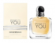 Emporio Armani Because It's You woman 100ml
