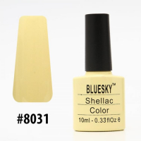 Гель-лак Bluesky Shellac Color 10ml #8031