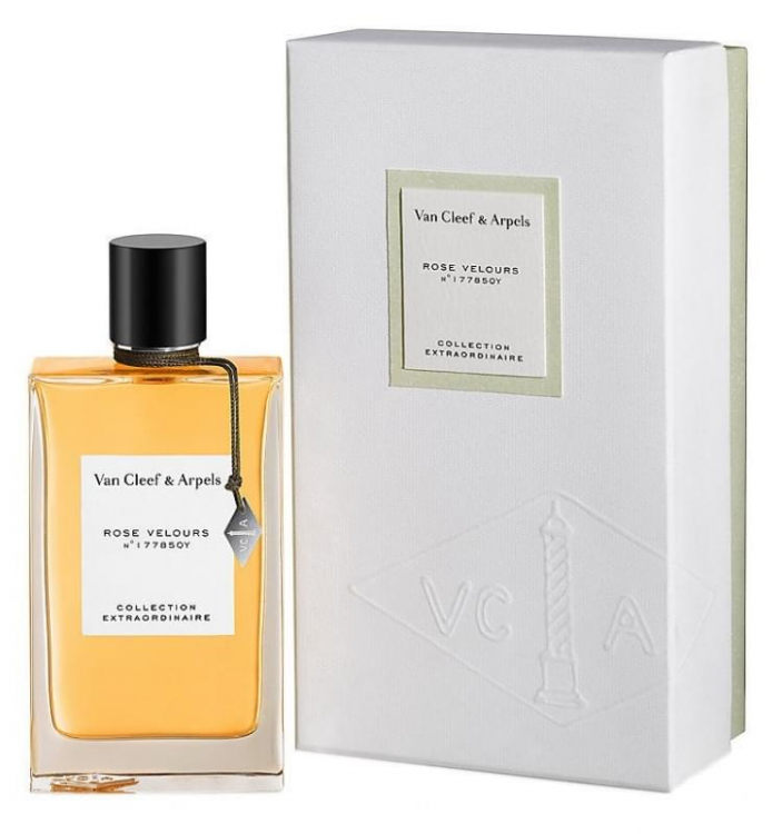Van Cleef & Arpels Rose Velours №17785QY 75ml